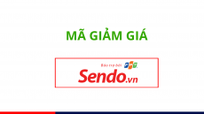 Mã giảm giá Sendo, Voucher khuyến mãi Sendo mới nhất 2019